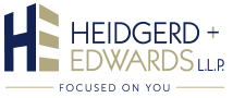 Logo of Heidgerd & Edwards, LLP