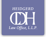 Logo of Heidgerd Law Office, LLP